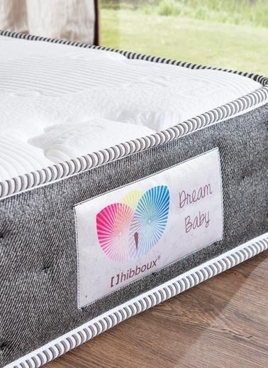 Hibboux Dream Baby Yaylı Yatak 60x120 Cm  Renkli